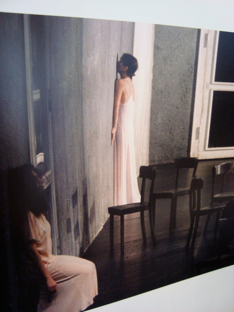 Pina Bausch_From Cafe Muller
