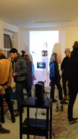 Vi tager intet ansvar, Udstillingsstedet Q, Copenhagen 2015