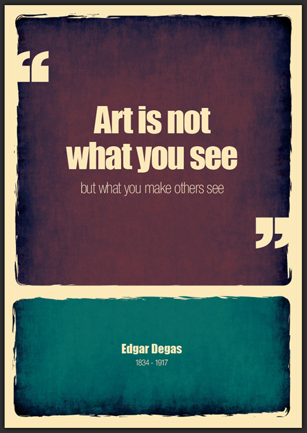 edgar degas_art is not what you see