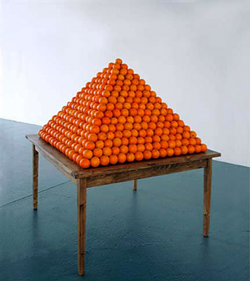orange pyramid_vvork